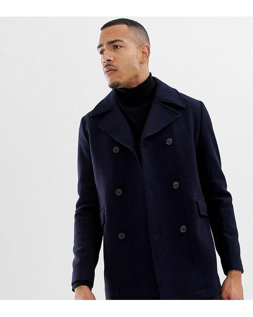 Navy Mens Pea Coat Men's Clothing Clothing Coa