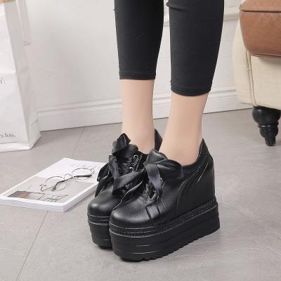 New 2017 High Heels Ladies Casual Shoes Women Wedges platform .