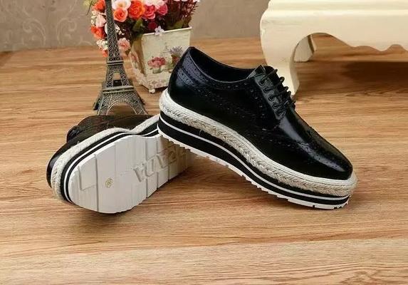 PRADA Platform shoes Women--0