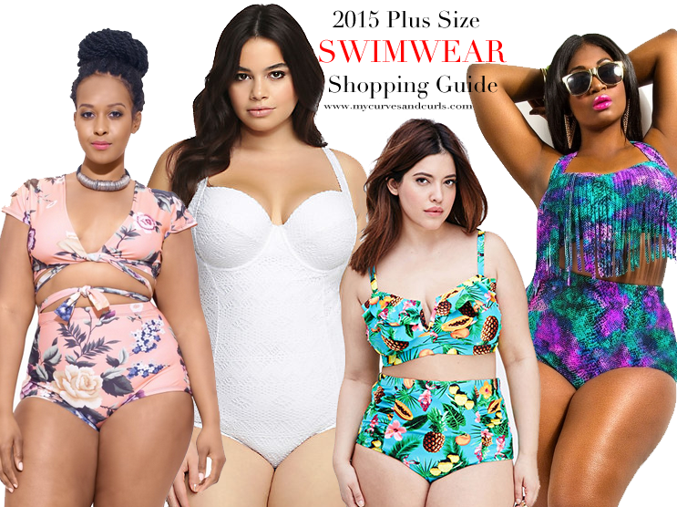 SUMMER 2019 PLUS SIZE SWIMWEAR SHOPPING GUIDE | My Curves And Cur