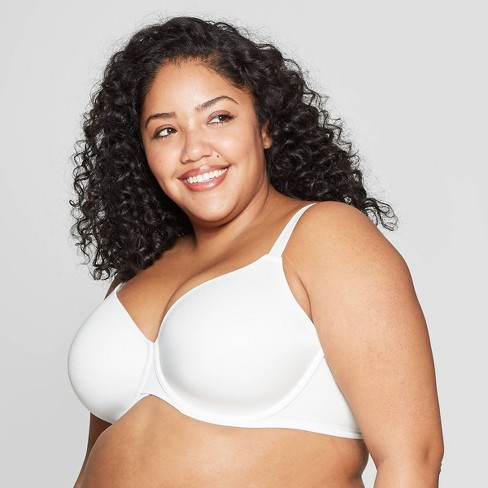 Women's Plus Size Superstar Lightly Lined T-shirt Bra - Auden .