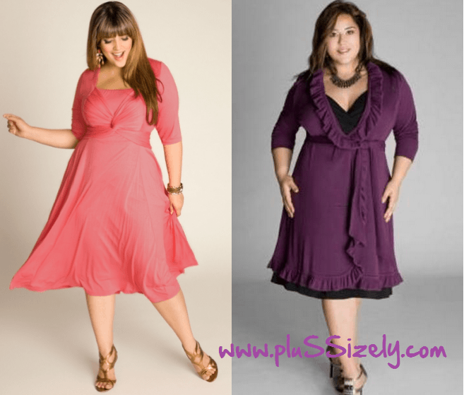 Plus Size Womens Clothing | www.PlusSizely.c