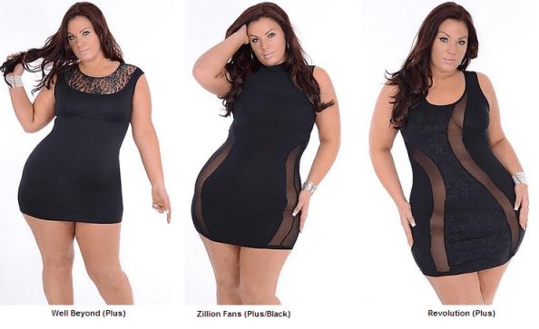 Pointers for choosing plus size clubwear ? in 2020   Plus size .
