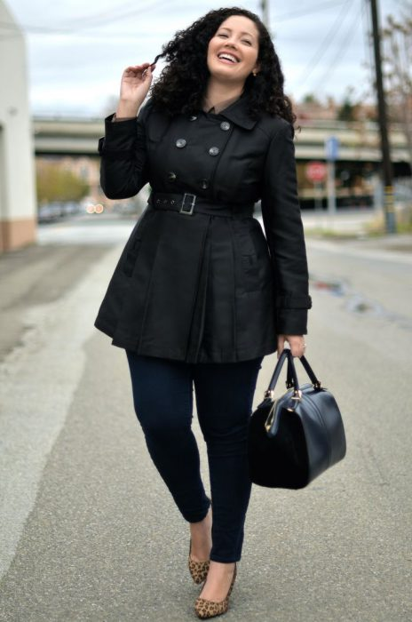 Plus Size Coats For Women Best Styles To Try 2020 - OnlyWardrobe.c
