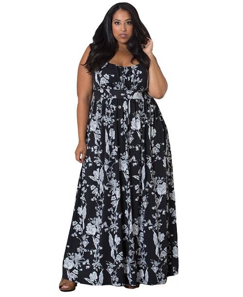 Cutest plus size summer dresses for curvy women 20