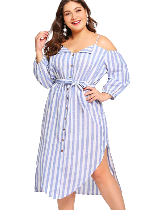 10 Cute (& affordable!) Summer Plus Size Dresses: what to wear .