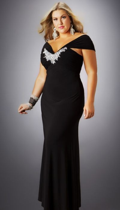 Plus size evening dress patterns - Style Jea