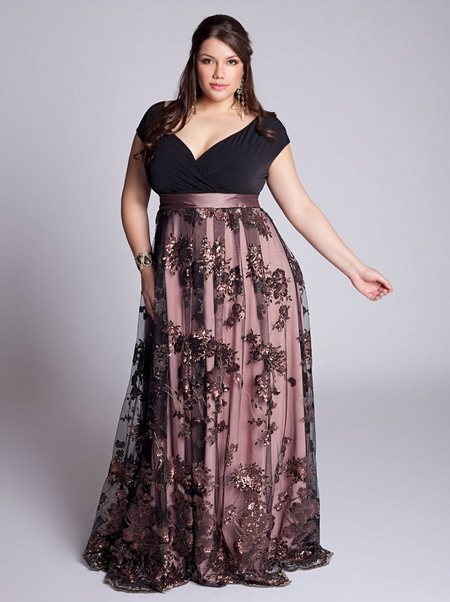 Fashion And Lifestyles: How To Choose The Best Plus Size Evening .