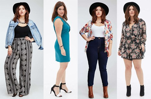 Plus Size Fashion: Summer Must-Haves For Curvy Wom