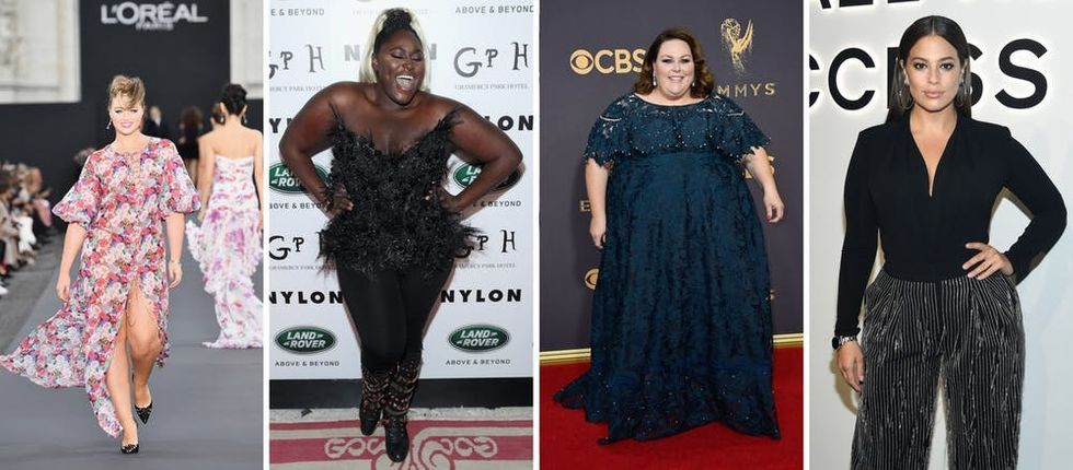 10 Plus-Size Icons That Are KILLING the Fashion Game - Brit +