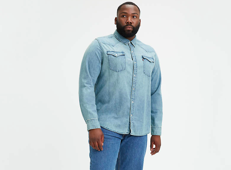 12 Brands Making Plus-Size Sustainable Clothing for Men - Ecocu