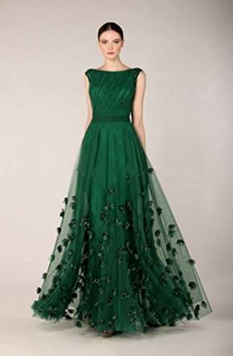Formaldresses Emerald Green Prom Dress Formal Evening Gown for .