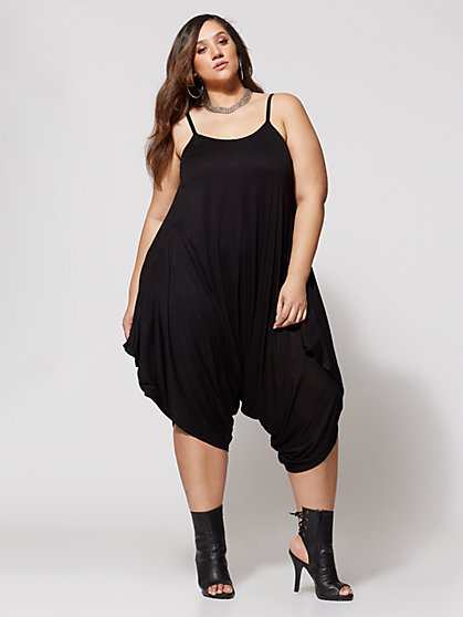 Plus Size Jumpsuits & Rompers for Women   Fashion To Figu