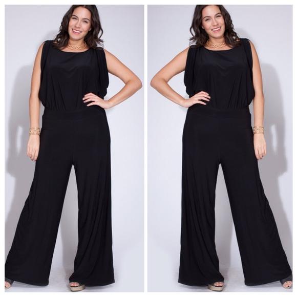 Pants   Plus Size Jumper   Poshma