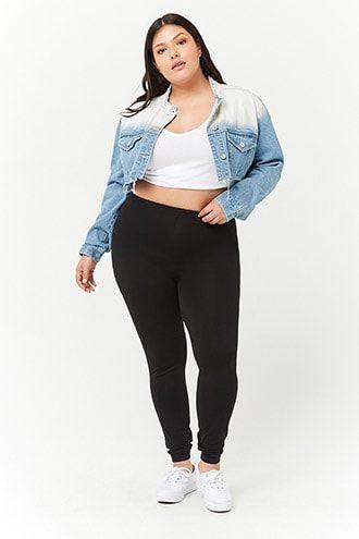 Plus Size Leggings | Plus size leggings, Plus size fashion tips .