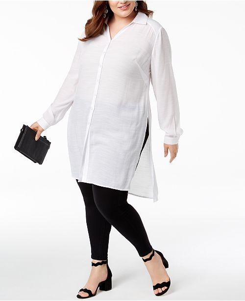 Plus Size Shirts