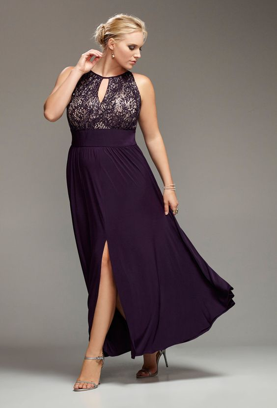 Special Occasion Plus Size Dress
