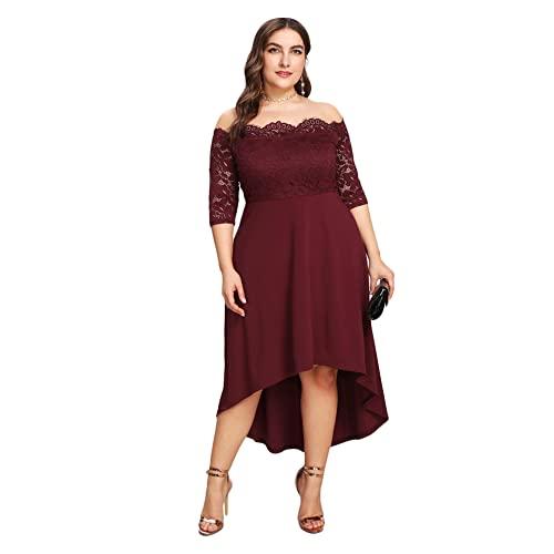 Plus Size Special Occasion Dresses: Amazon.c