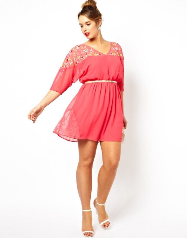 Plus Size Summer Clothes for Special Summer Party | Plus size .