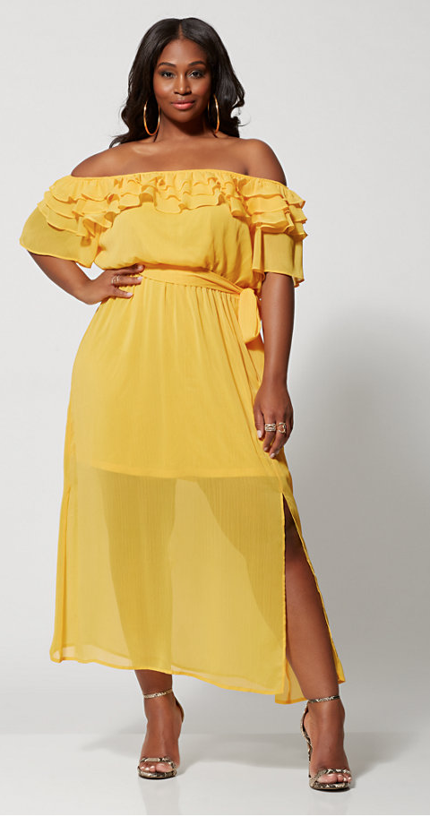 11 Plus Size Outfits For Your Next Wedding   HelloBeautif