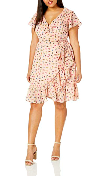 Summer Dresses for Curvy Women that Sli