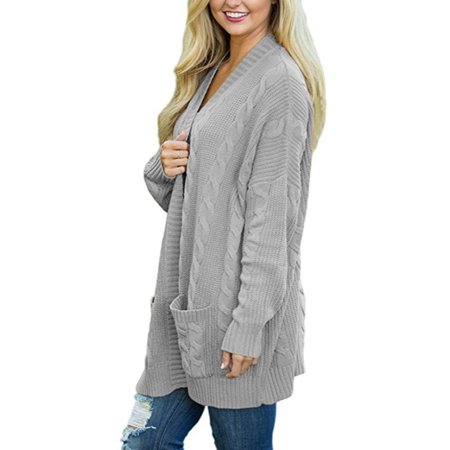 Sexy Dance - Plus Size Womens Long Sleeve Oversized Loose Knitted .