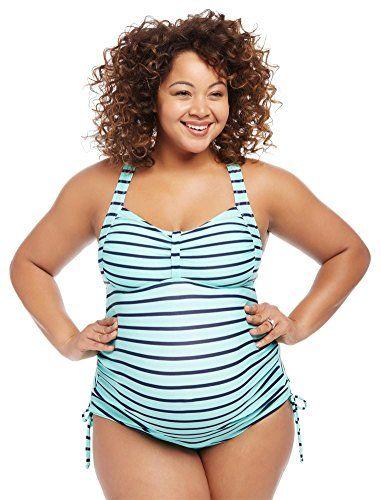 Best Plus Size Maternity Swimsuit and Swimwe