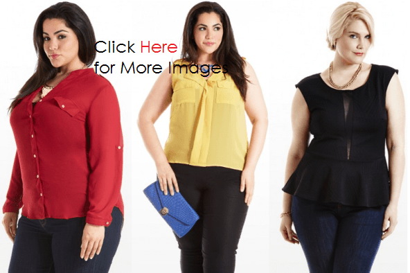Cheap Plus Size Clothes with Good Quality | www.PlusSizely.c