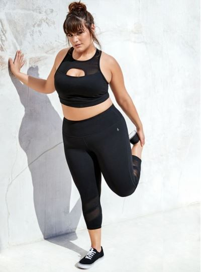 Plus Size Wear - Selection Issues For Workout Pants | Plus size .