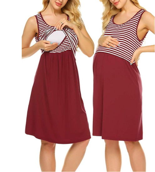 China Customized Maternity Dresses Nursing Pregnancy Clothes for .