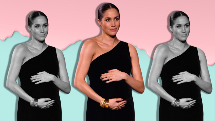 Meghan Markle Maternity-Wear: Her Most Stunning Pregnancy Outfits .