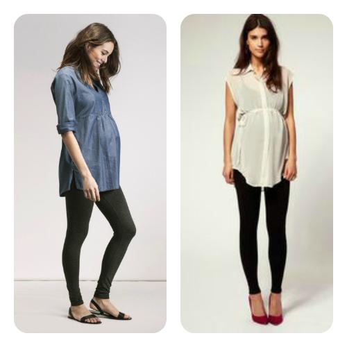 6 Essential Pregnancy Fashion Ti