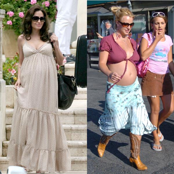 Haute pregnancy fashion – SheKno