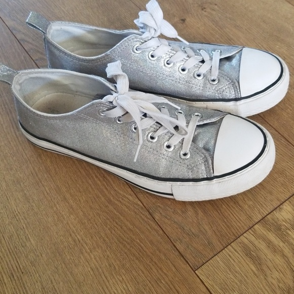 Primark Shoes | Size 7 Tennis Chuck Sneakers | Poshma