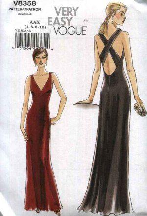 Prom Dresses Patterns