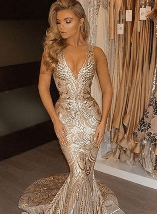 10 Long Prom Dress Ideas You Need To Be Wearing This Year - crazyfor