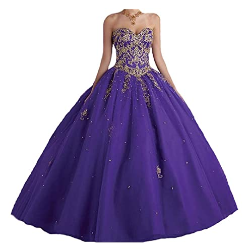 Purple Quinceanera Dresses: Amazon.c