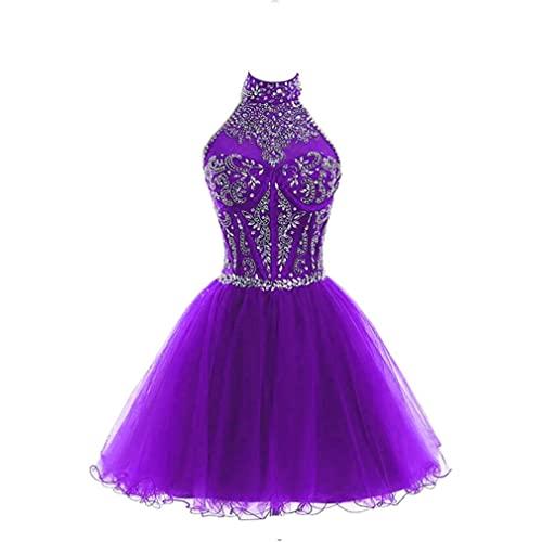 2017 Purple Prom Dresses: Amazon.c