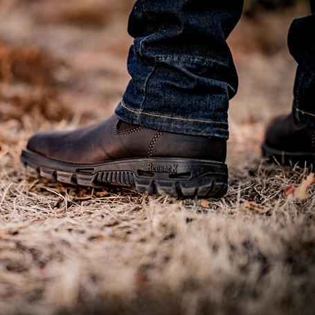 Redback Boots® | 100% Australian-Made Work Boo
