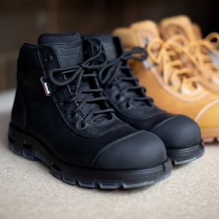 New in stock: the Redback Cobar Safety boot. A uniquely .