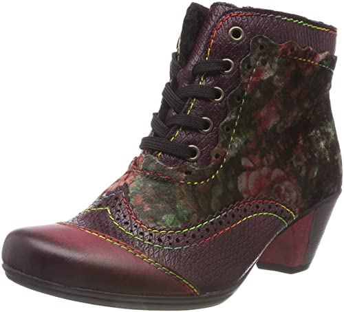Amazon.com | Rieker Women's Synthetic Boots | Boo