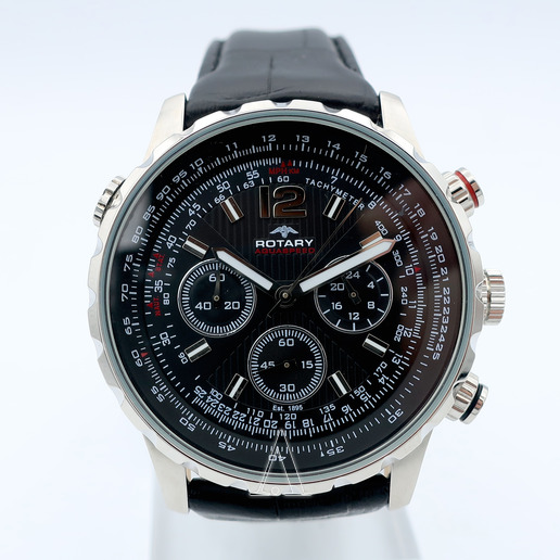 Buy Rotary Preowned - Vintage Watches Men's Watch GS00175-04S-SD .