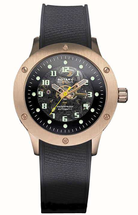 Rotary Watches Editions 501C *Limited Offer - 37% Off* 501C .