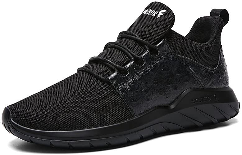 Amazon.com | Soulsfeng Running Shoes Men Sneakers Fashion .