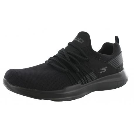 Skechers Mens Lightweight Slip On Running Shoes Go Run Mojo .