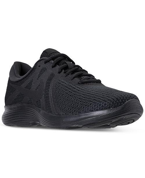 Nike Men's Revolution 4 Running Sneakers from Finish Line .
