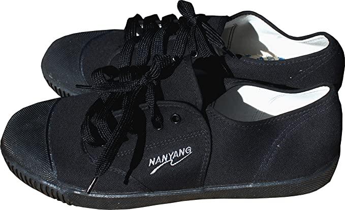 Amazon.com: Nanyang Brand Thai School Shoes Used in Takraw Sports .