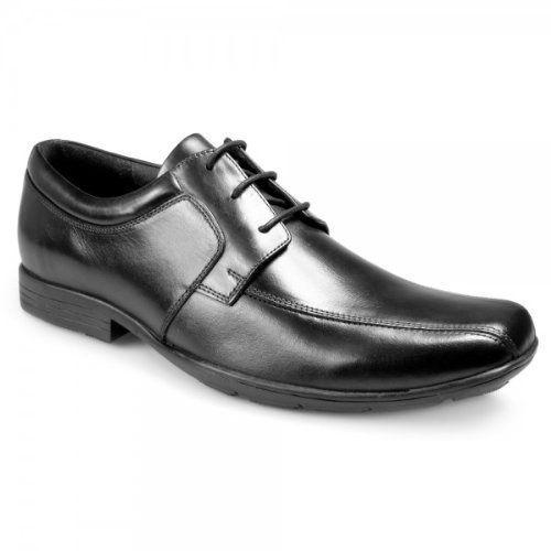 Details about Pod Kent Boys Smart Formal School Shoes Lace Ups .