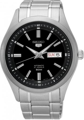 Seiko SNKN89K1 5 Automatic 21 Jewels Men's Sports Watch .