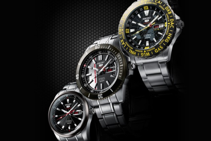 Everything You Need to Know About Seiko 5 Watches   WatchShopping.c